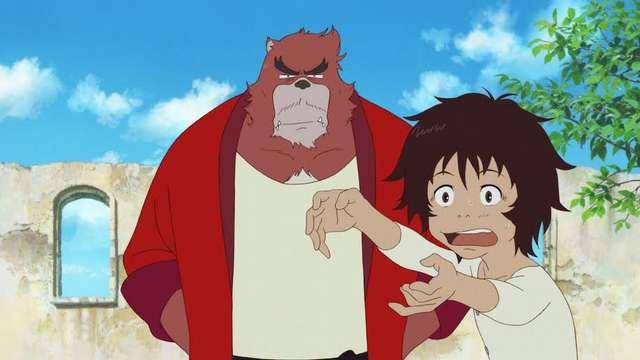 怪物的孩子_The Boy and The  Beast_電影劇照