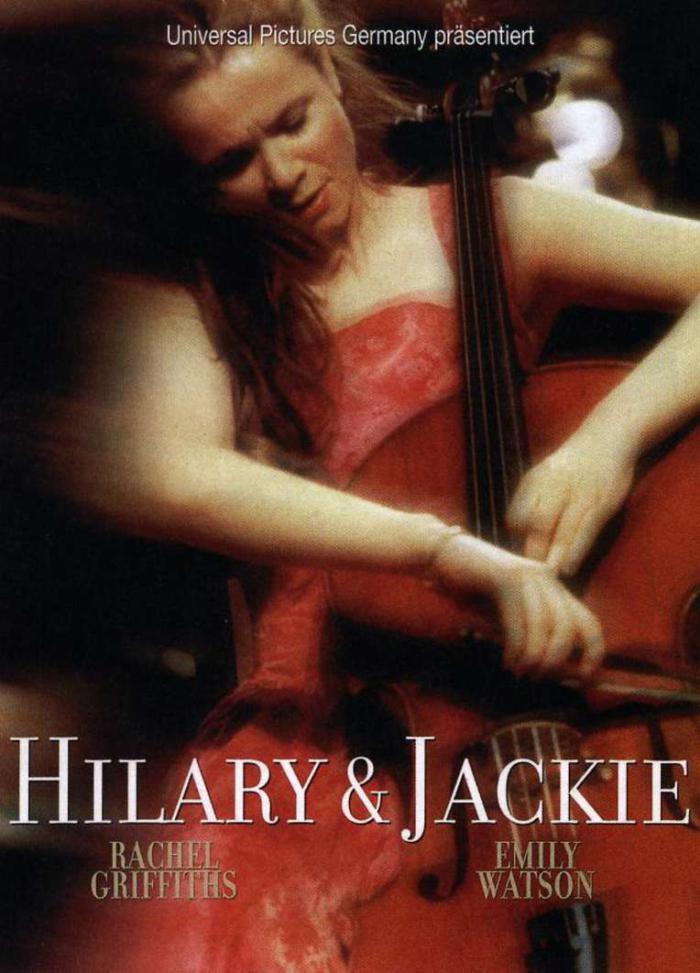 無情荒地有琴天_Hilary And Jackie_電影海報