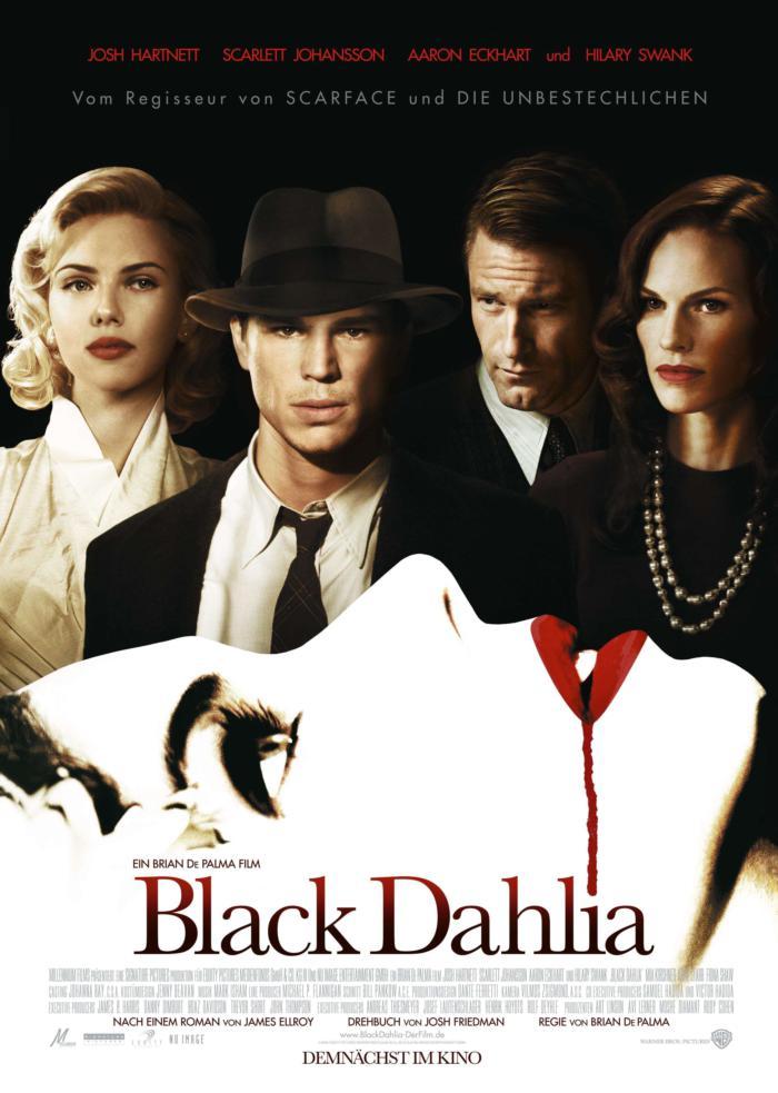 黑色大理花懸案_The Black Dahlia_電影海報