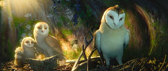 貓頭鷹守護神_Legend of the Guardians: The Owls of GaHoole_電影劇照