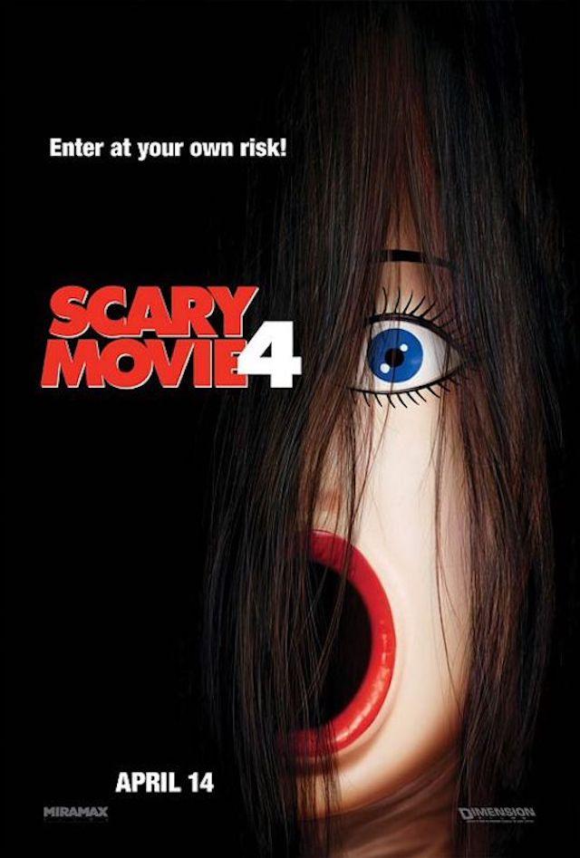 驚聲尖笑4_Scary Movie 4_電影海報