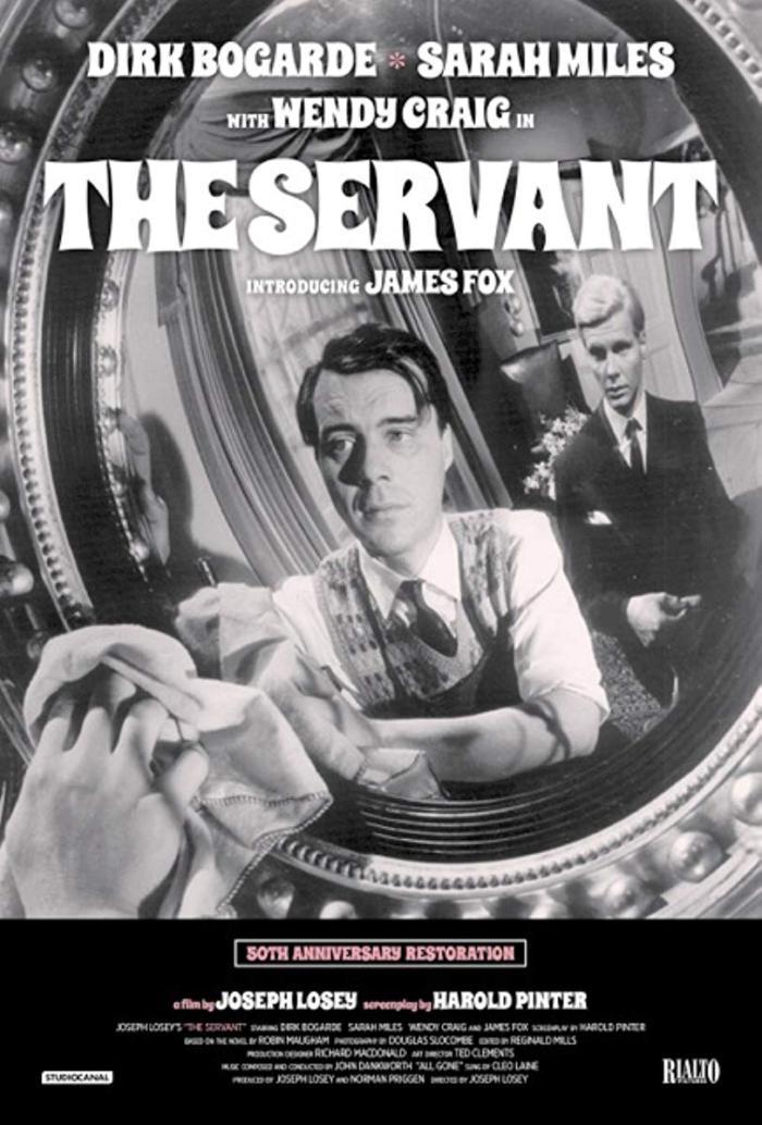 僕人_The Servant_電影海報