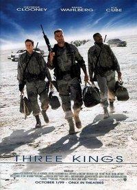 奪寶大作戰_Three Kings_電影海報