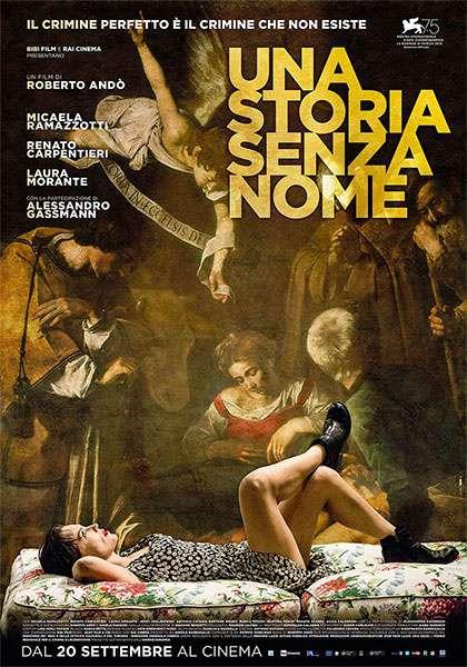 失竊神畫:卡拉瓦喬_The Stolen Caravaggio_電影海報