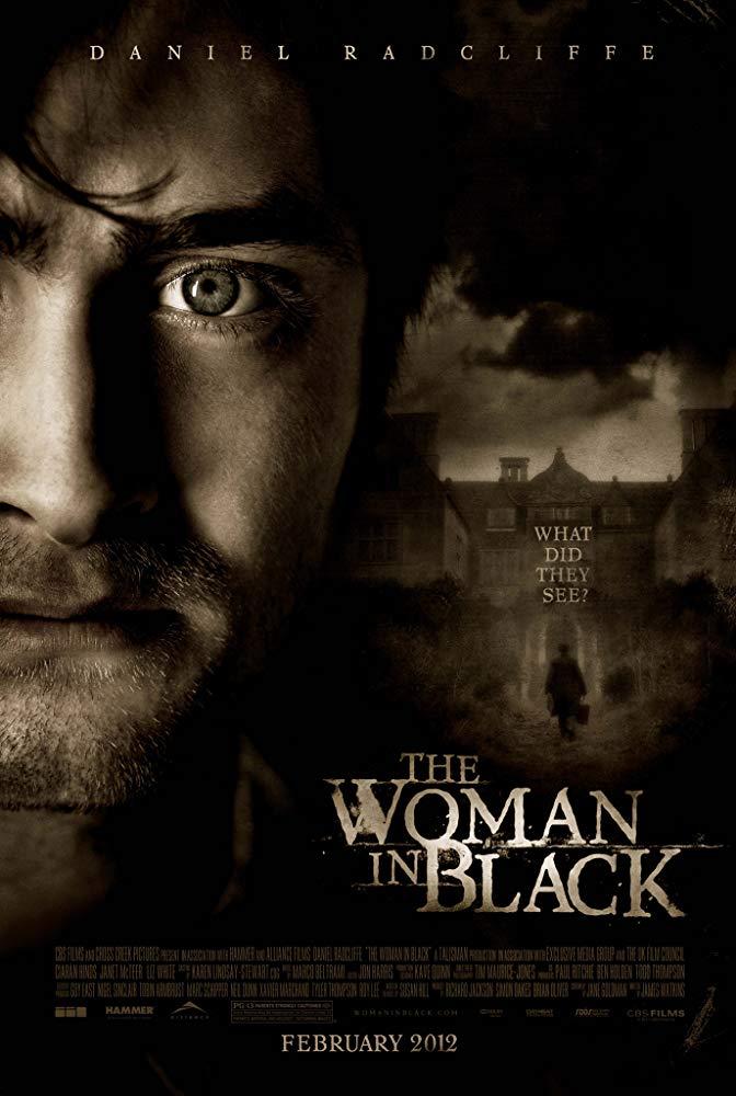 顫慄黑影_The Woman in Black_電影海報
