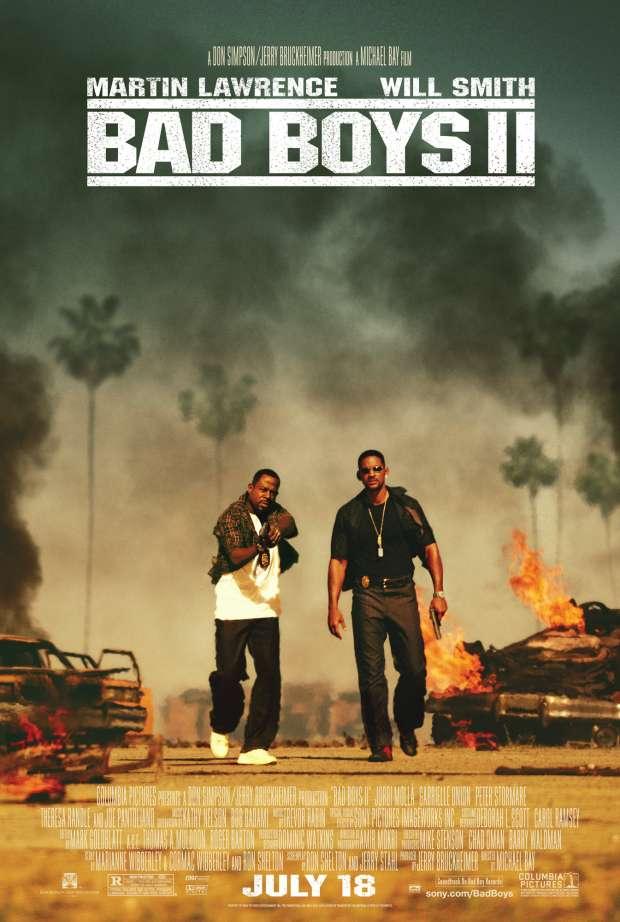 絕地戰警2_Bad Boys 2_電影海報