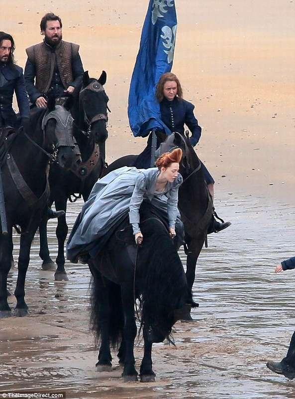 雙后傳_Mary Queen of Scots_電影劇照