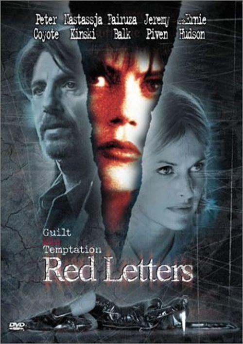 紅色情殺_Red Letters_電影海報