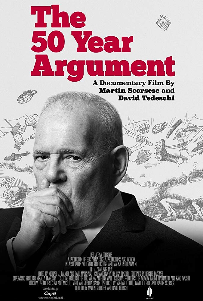 紐約書評:爭鳴50年_The 50 Year Argument_電影海報