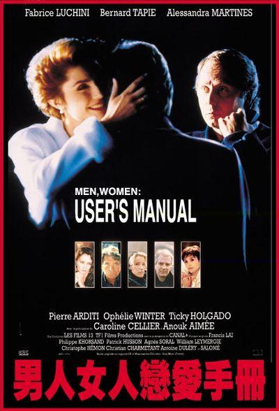 男人女人:戀愛手冊_Men, Women: User'S Manual_電影海報