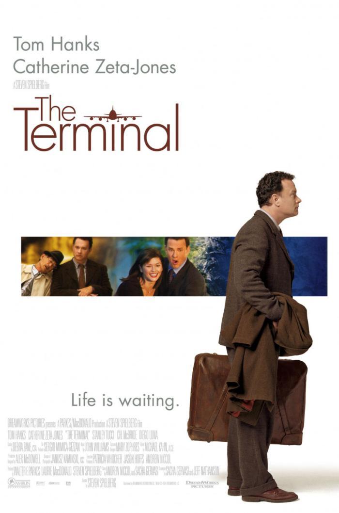 航站情緣_The Terminal_電影海報