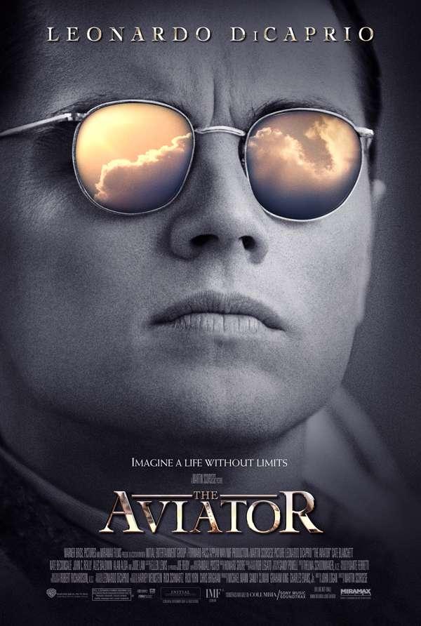 神鬼玩家_The Aviator_電影海報