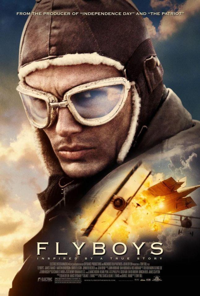 空戰英豪_Flyboys_電影海報