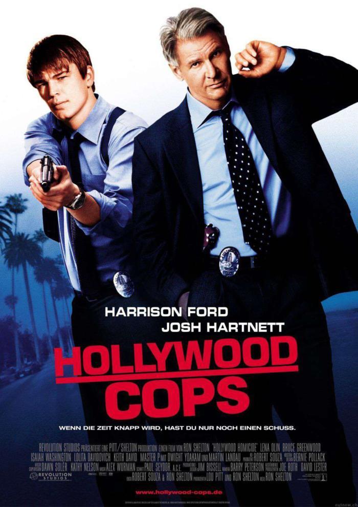 好萊塢重案組_Hollywood Homicide_電影海報