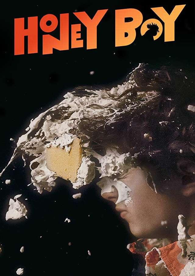 我的寶貝男孩_Honey Boy_電影海報