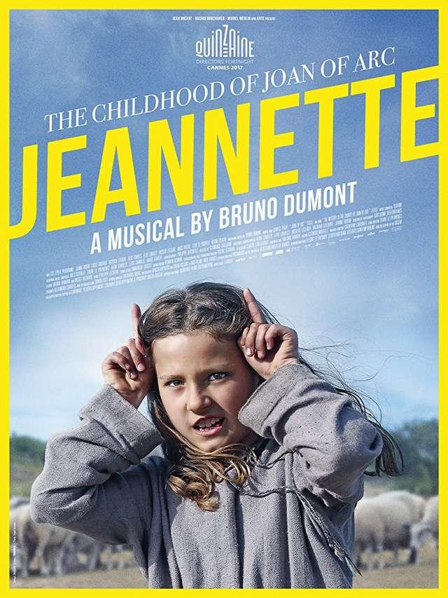 搖滾少女聖貞德_Jeannette: The Childhood of Joan of Arc_電影海報