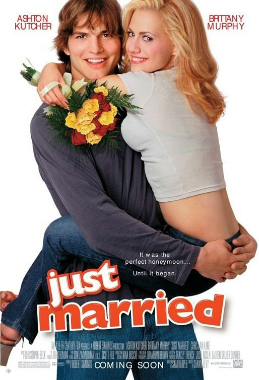 新婚告急_Just Married (2003)_電影海報