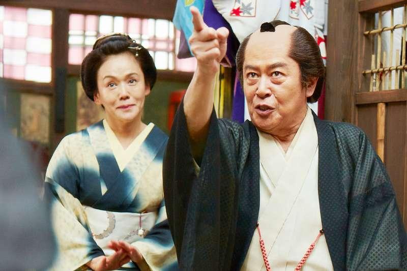 陪睡大人_Flea-picking Samurai_電影劇照
