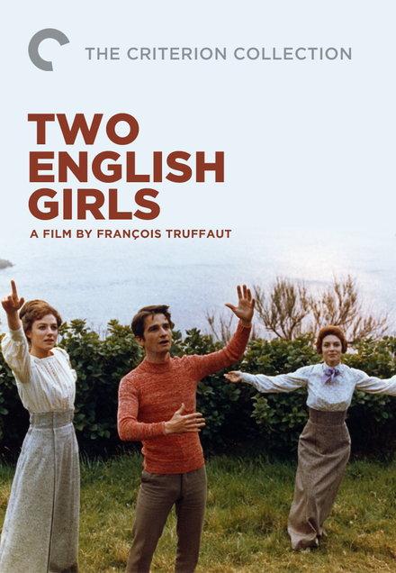 兩個英國女孩與歐陸_Two English Girls_電影海報