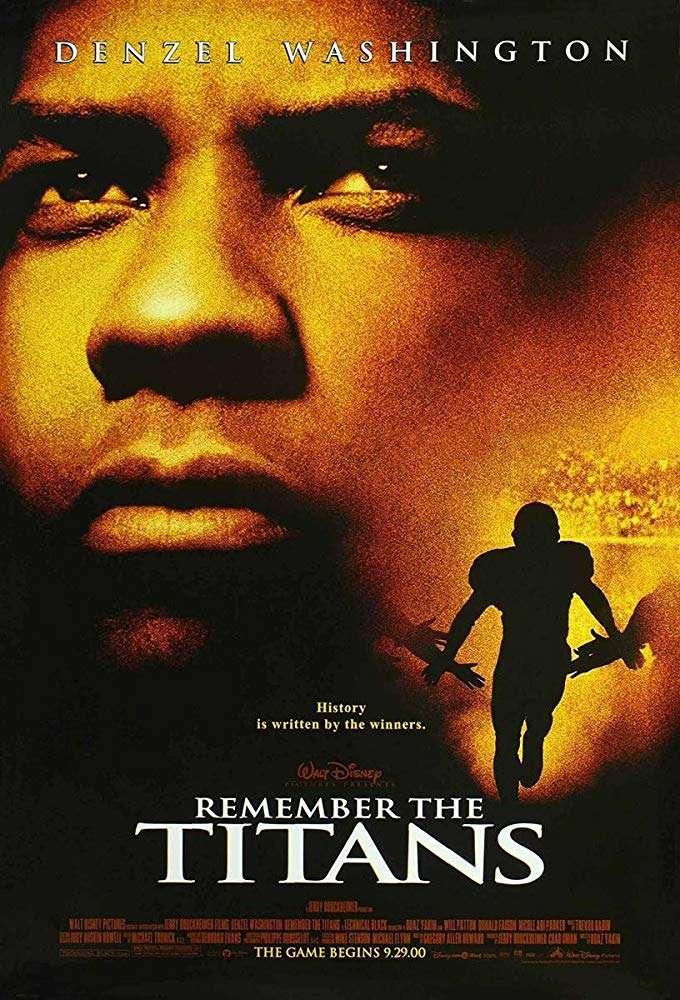 丹佐華盛頓之衝鋒陷陣_Remember the Titans_電影海報