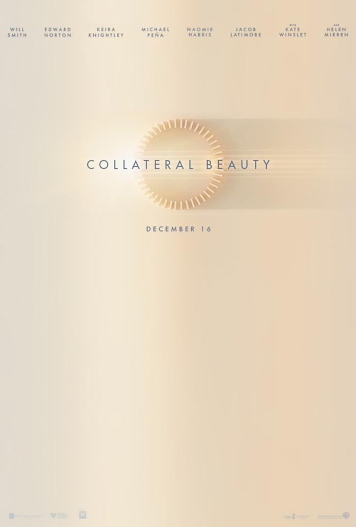 最美的安排_Collateral Beauty_電影海報