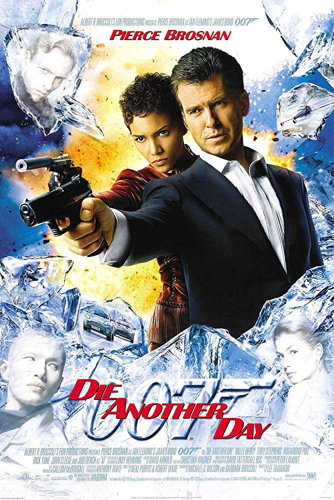 007誰與爭鋒_Die Another Day_電影海報