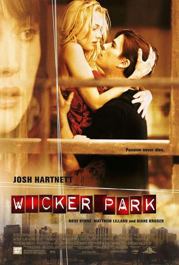 第三者_Wicker Park_電影海報