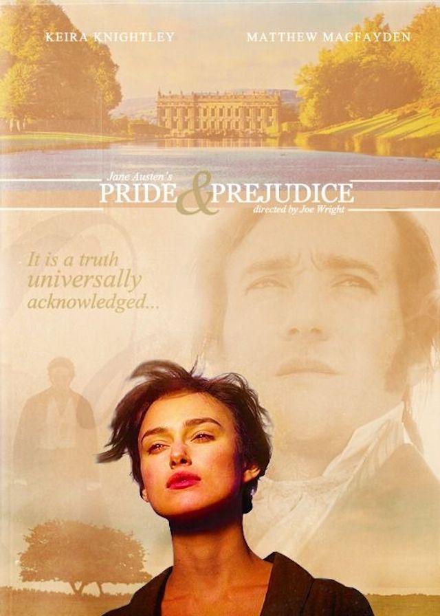 傲慢與偏見_Pride and Prejudice  (2005)_電影海報