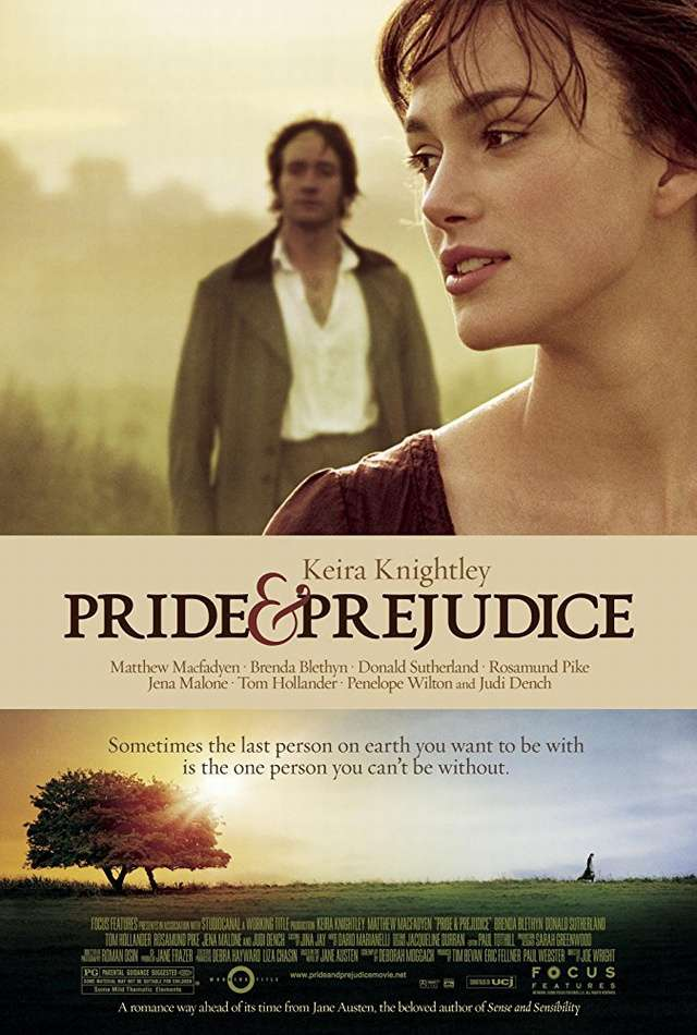 傲慢與偏見_Pride and Prejudice  (2005)_電影海報
