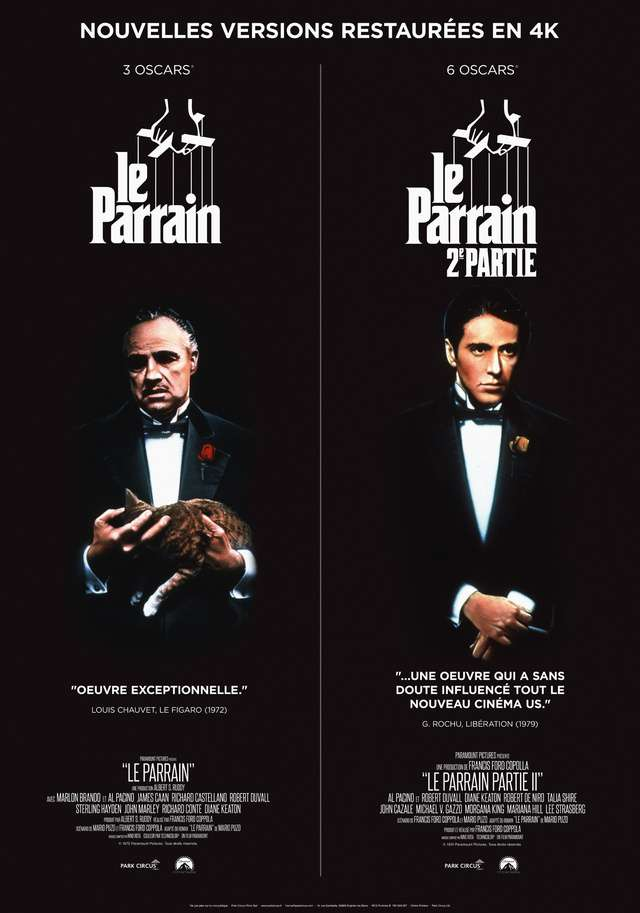教父II_The Godfather: Part II_電影海報