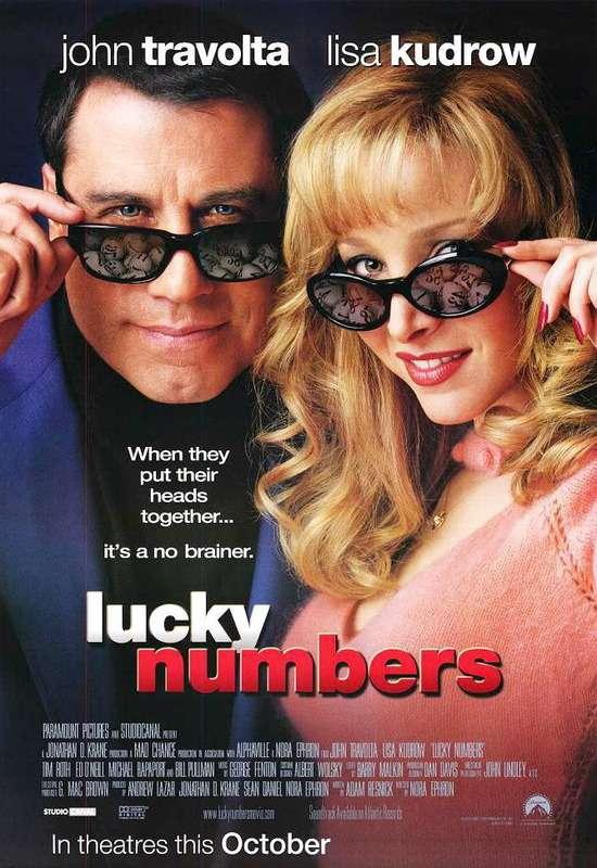 內神外鬼_Lucky Numbers_電影海報
