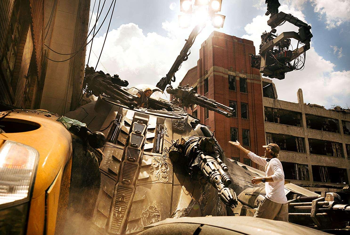 變形金剛5:最終騎士_Transformers: The Last Knight_電影劇照