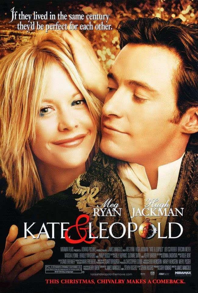 穿越時空愛上你_Kate & Leopold_電影海報