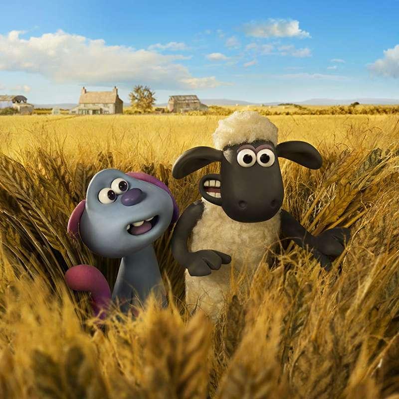 笑笑羊大電影:外星人來了_Shaun the Sheep Movie: Farmageddon_電影劇照
