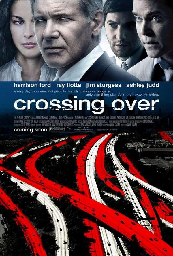 越界人生_Crossing Over_電影海報