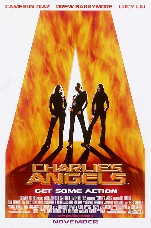 霹靂嬌娃(2000)_Charlie's Angels(2000)_電影海報