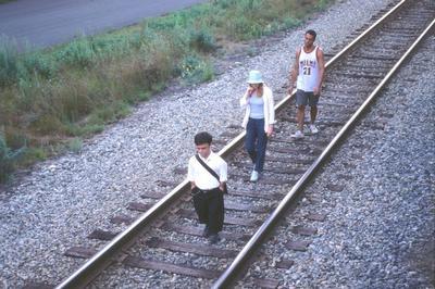 下一站,幸福_The Station Agent_電影劇照