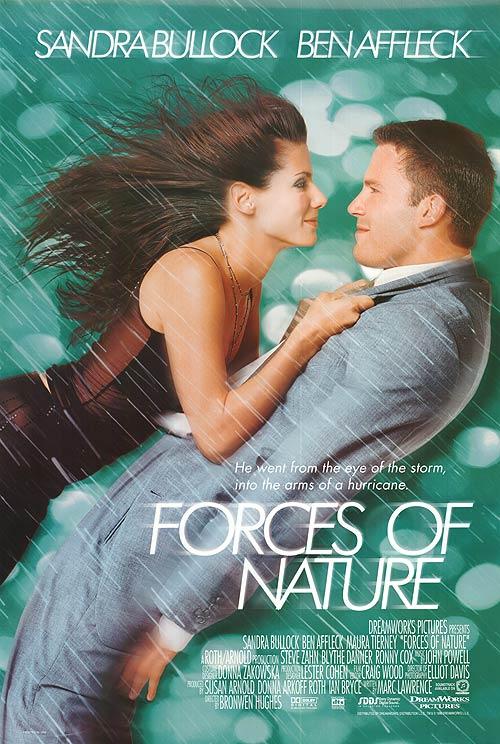 觸電之旅_Forces Of Nature_電影海報