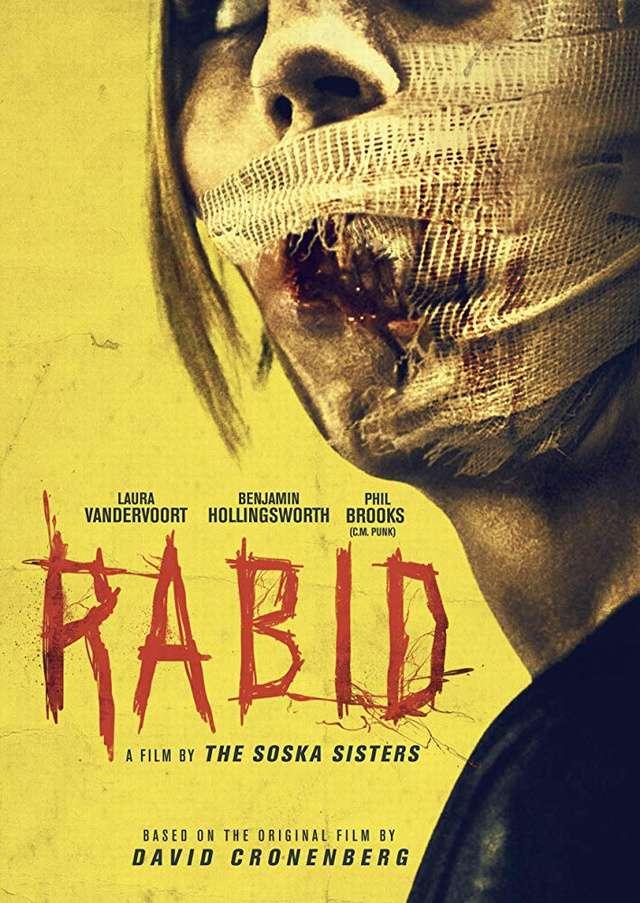 屍控療法_Rabid_電影海報