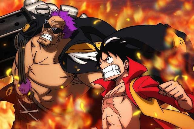 航海王電影:Z_One Piece Film Z_電影劇照