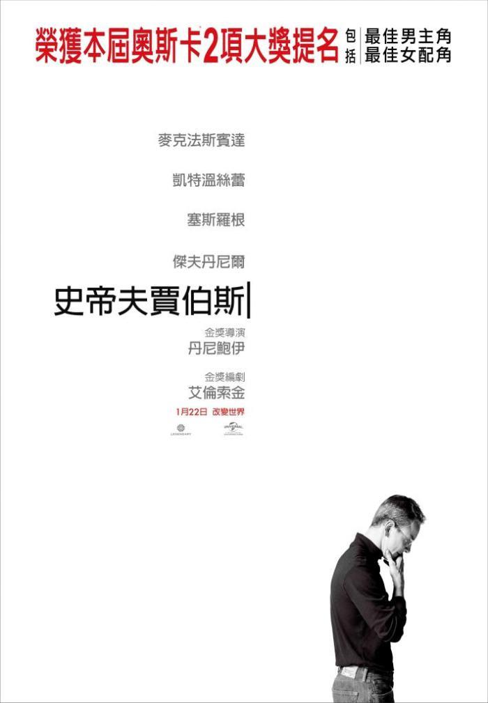 史帝夫賈伯斯_Steve Jobs_電影海報