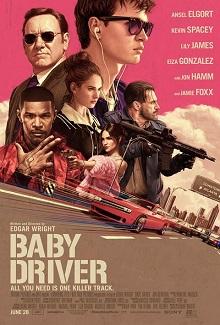 玩命再劫_Baby Driver_電影海報