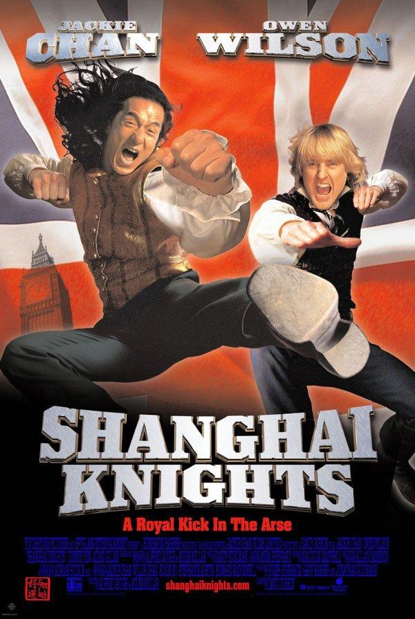 皇家威龍_Shanghai Knights_電影海報