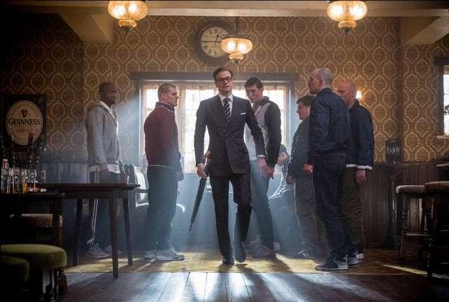 金牌特務_Kingsman: The Secret Service_電影劇照