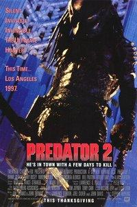 終極戰士2_Predator 2_電影海報