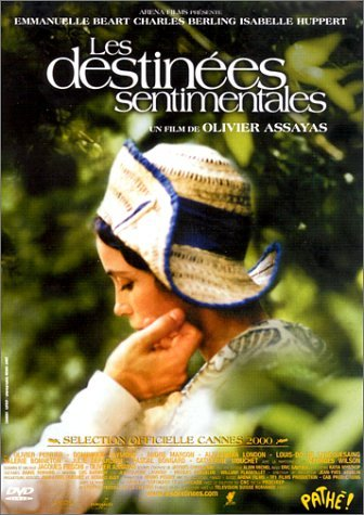 感傷的宿命_Les destinees sentimentales_電影海報