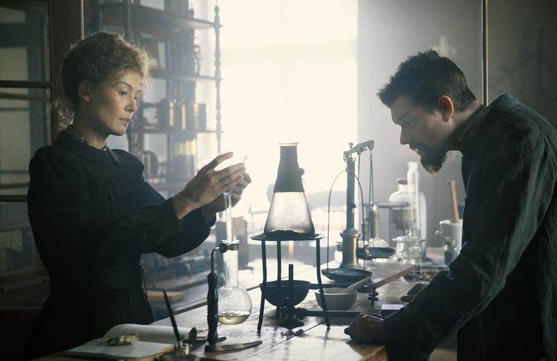居禮夫人:放射永恆_Radioactive_電影劇照