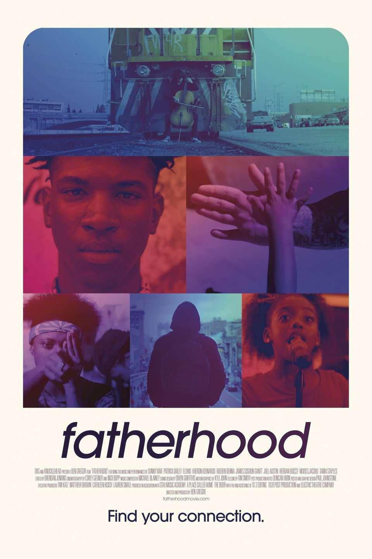 單心爸爸_Fatherhood_電影海報