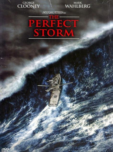 天搖地動_The Perfect Storm_電影海報