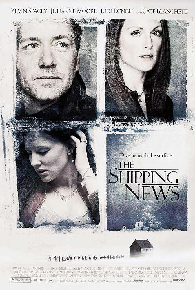 真情快遞_The Shipping News_電影海報